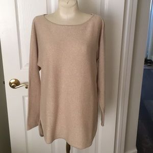 Charter club Luxury cashmere size M sweater top